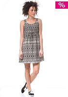 WEMOTO Womens Strummer Dress sand/black print