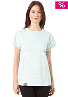 WEMOTO Womens Travis S/S T-Shirt soothing sea