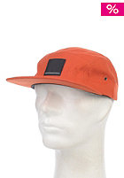 WESC 5 Panel Cap poppy orange