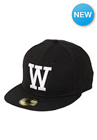 WESC 59FIFTY W black