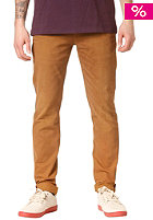 WESC Alessandro Pant brown overdyed