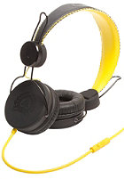 WESC Axwell Banjar Premium Headphones black