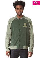 WESC Balker Baseball Jacket pine