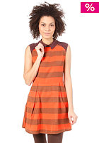 WESC Beetlejuice Dress tangerine tango