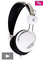 Bongo Hands Free Headphones white
