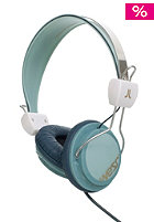 WESC Bongo Headphones adriatic blue