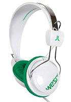 WESC Bongo seasonal Headphones white