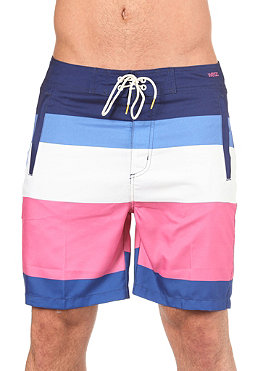 WESC Brayden Boardshort royal rose