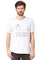 WESC Cold Chillin S/S T-Shirt white