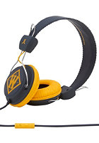 WESC Conga Home Plate Headphones dark sapphire