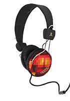 WESC Conga Wanna Go Camping Headphone black