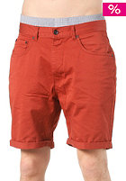 WESC Conway Short burnt henna
