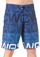 WESC Djavan Boardshort true blue