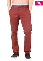 WESC Eddy Chino Pant andorra red