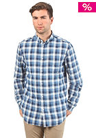 WESC Eric L/S Shirt indigo check