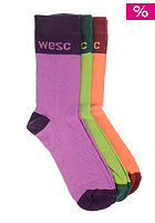 WESC Fairbanks Socks 42-45US ast