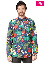 WESC Floral L/S Shirt assorted colors