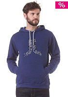 WESC Gravel in the Hooded Sweat blue depths