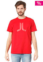 WESC Icon S/S T-Shirt blood red