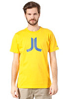 WESC Icon S/S T-Shirt gold fusion