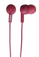 WESC Kazoo HF in-ear Headphones magenta