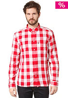 WESC Manu L/S Shirt chili pepper