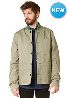WESC Mathis Jacket oil green