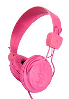WESC Matte Conga Headphone magenta