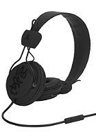 WESC Matte Conga Street Headphones black