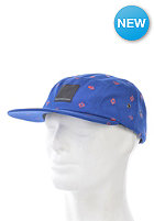 WESC Medaillon 5 Panel Cap blue depths