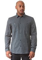 WESC Niter L/S Shirt congo blue