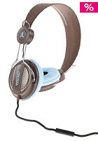 WESC Oboe Chocolate Headphones chocolate brown
