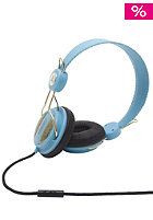 WESC Oboe Golden seasonal Headphone blue bell