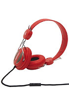 WESC Oboe Golden seasonal Headphone coral rose