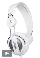 WESC Oboe NS Headphone white