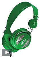 WESC Oboe NS Headphones blanery green  