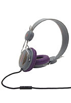 WESC Oboe seasonal Headphone purple stone