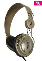 WESC Oboe seasonal Headphones ivy green