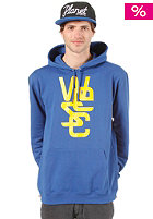 WESC Overlay Hooded Sweat true blue