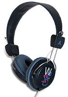 WESC Overlay No. 2 Conga Headphone blue iris