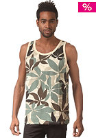 WESC Pachira Tank Top wood ash