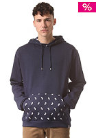 WESC Paisley In The Hood Hooded Sweat peacot