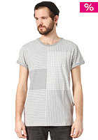 WESC Paul S/S T-Shirt grey melange