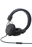 WESC Piston Headphones charcoal  /