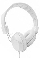 WESC Piston Headphones white