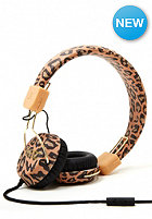 WESC Piston Script Headphone golden camel