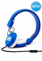 WESC Piston Script Headphone royal blue