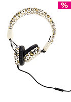 WESC Piston Spotted Headphones pearl white