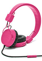 WESC Piston Street Headphones magenta