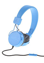 WESC Piston Street Headphones motor blue